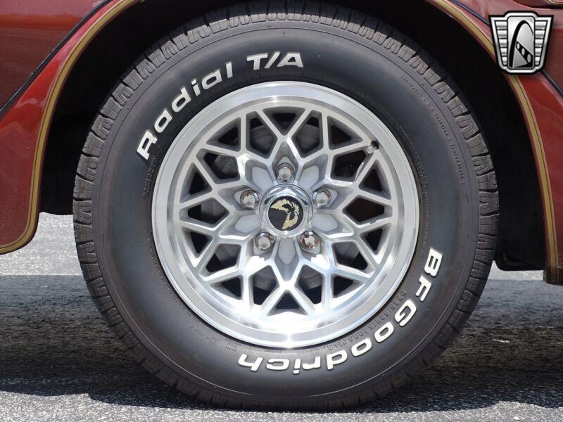 Image 11 Voiture Américaine de collection Pontiac Trans Am 1978