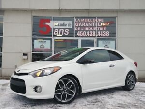 2015 Kia Forte Koup 2015**SX**TURBO**CAMERA DE RECUL**BLUETOOTH