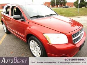 2010 Dodge Caliber SXT *** CERTIFIED *** $5,999