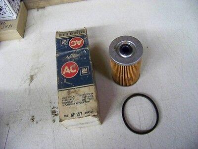 NOS GM GF 157 Fuel Filter 58 59 60 61 Chevy Corvette Ford 854569
