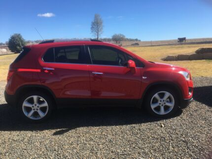 FOR SALE HOLDEN TRAX LTZ 1.4L TURBO Toowoomba Toowoomba City Preview