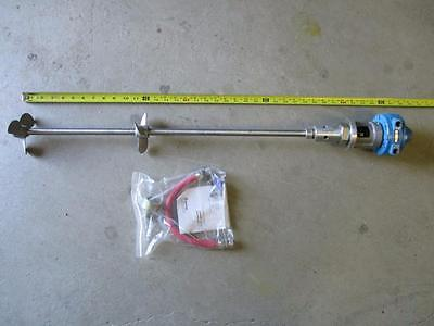 Binks 31-128 Agitator Assembly Missing Parts