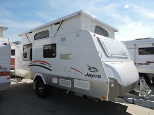 2012 Jayco Discovery Pop Top