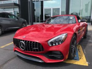 AMG GT and GT C ROADSTERS