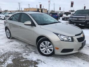 2014 Chevrolet Cruze LT* CONNECTIVITY PACKAGE* BLUETOOTH* PWR PA