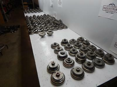 Punch Press Tooling Wilson Amada Approx 150 Pcs Round Oval Other Die 4-1516