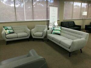 3 +2 +1 sofa lounges Mentone Kingston Area Preview