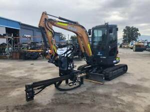 2018 Case CX37C excavator Kewdale Belmont Area Preview
