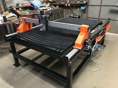 4x8 Cnc Plasma Table W Hypertherm 85