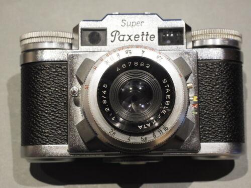 Braun Super Paxette II