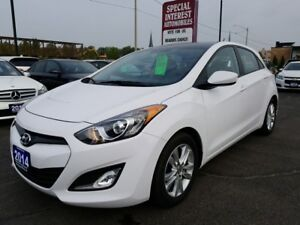 2014 Hyundai Elantra GT GLS ONTARIO VEHICLE !!  ONE OWNER !!