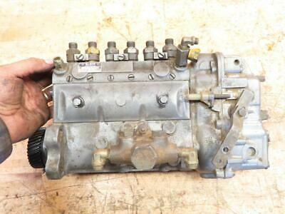 Used Bosch Pes6a 0400 876 062 Case Tractor Injection Pump Turns