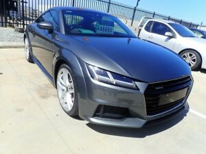 2015 Audi TT FV MY16 Sport S Tronic Quattro Lava Gray 6 Speed Sports Automatic Dual Clutch Coupe Wangara Wanneroo Area Preview