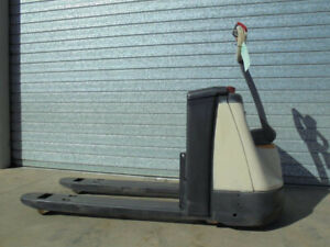 Crown WP2320 WP Series Pallet Jack Bohle Townsville City Preview