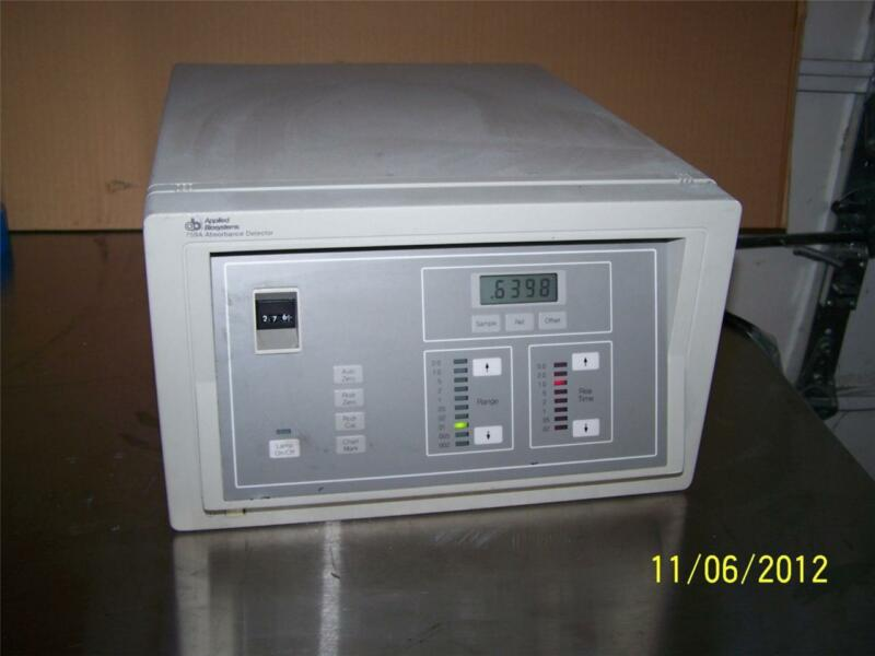 Applied Biosystems 759A Absorbance Detector