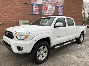 2015 Toyota Tacoma TRD SPORT/4X4/DOUBLE CAB LONG BED/CERTIFIED