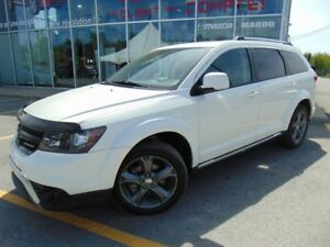 2016 Dodge Journey 7 PASS. CROSSROAD AWD CUIR TOIT OUV.