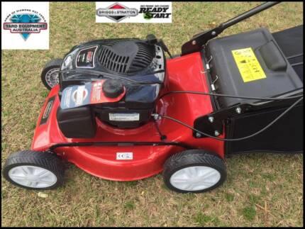 "625EX Briggs & Stratton 18"" Self Drive Mulch or Catch Lawn Mower Bulimba Brisbane South East Preview"