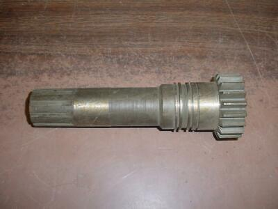 Massey Ferguson 1085 Tractor Transmission Pinion Shaft Mf1085