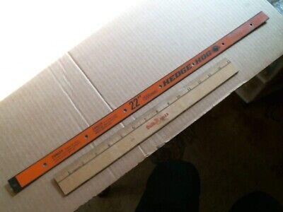 23 inch HEDGEHOG (trimmer) Enamel painted metal sign vintage old