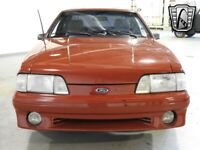 Miniature 4 Voiture American classic Ford Mustang 1988