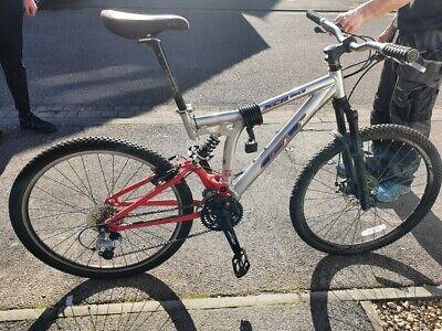 GT XCR 2000 Full Suspension Retro Mountain Bike