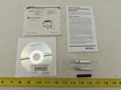 National Instruments Software Version 6.0.5 Cd Installation Manual