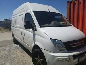 LDV V80 LWB 2 TON VAN DOUBLE SLIDING DOOR FOR QUICK SALE!!! Waterford South Perth Area Preview