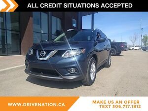 2016 Nissan Rogue SV AWD SUV, FACTORY WARRANTY, NO ACCIDENTS,...