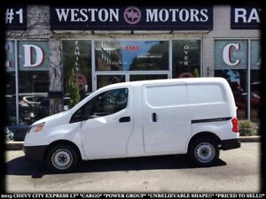 2015 Chevrolet City Express CITY EXPRESS*LT*PWR GRP*PRICED TO SE