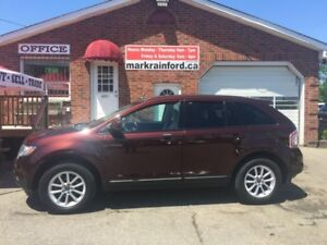 2009 Ford Edge SEL Heated Leather Bluetooth Pwr Seat
