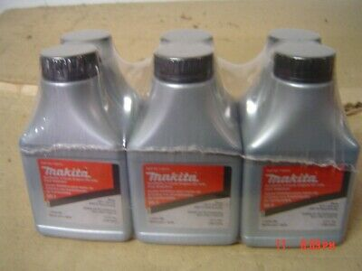 MAKITA T-00745 full Synthetic 2 Cycle 2 stroke Engine Oil, 2.6 Oz 6 pack 2 Stroke Oil 2 Cycle