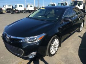 2013 Toyota Avalon Limited AC CUIR NAVIGATION TOIT MAGS