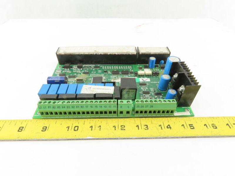 Smart KYJ PCB Version 2.0B Control Circuit Board From Eaton EC-SRW3-VSD-100-230