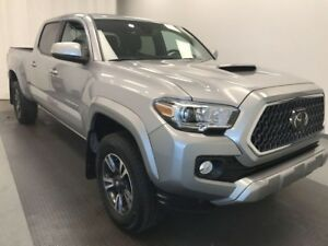 2018 Toyota Tacoma TRD Off Road CLOTH SEATS, PUSH BUTTON START