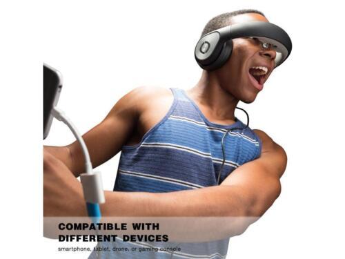 Avegant Glyph AG101 VR Headset Power 3D Mobile Theater International Version