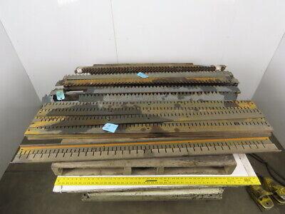 Mitsubishi 49 Cnc Laser Plasma Cutter Bed Work Contact Table Slats Lot153
