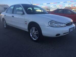 2001 Ford Mondeo sedan - Finance or (*Rent-To-Own *$31pw) North Geelong Geelong City Preview