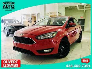 2015 Ford Focus SE SPORTPACK HATCHBACK / AUTO / SYNC / MAGS /