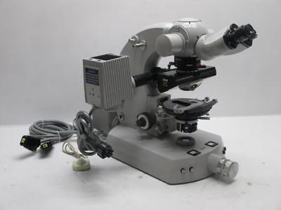 Carl Zeiss Laboratory Photomicroscope Iii Binocular Head Eyepiece No Objectives