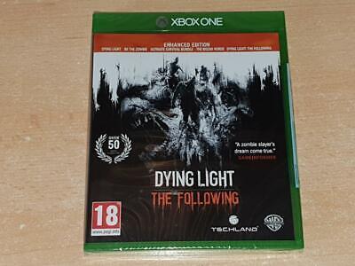 Usado, Dying Light The Following Enhanced Edition Xbox One **BRAND NEW & SEALED** segunda mano  Embacar hacia Spain