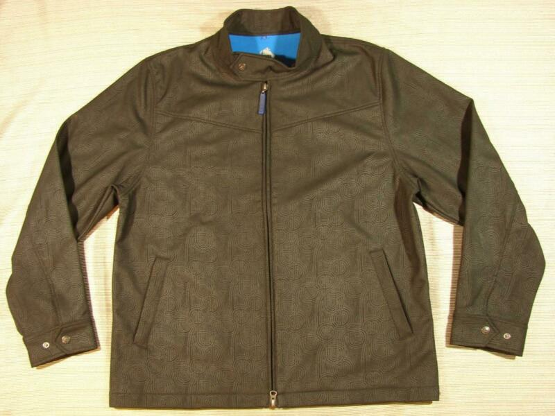 Fenwick Equestrian Softshell fleece Jacket unisex XL black