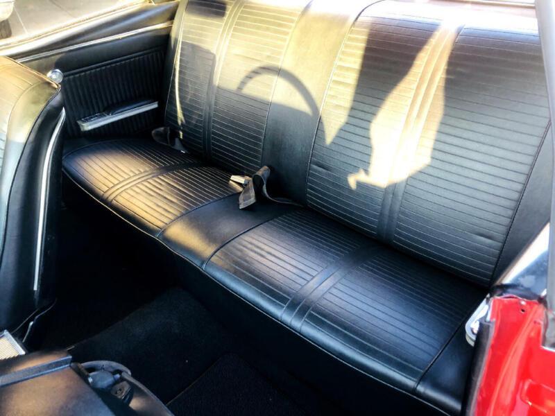Image 13 Voiture Américaine de collection Pontiac GTO 1966