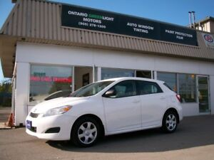 2011 Toyota Matrix  Automatic ALL POWERED,  A/C,CERTIFIED