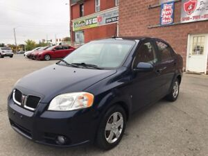2009 Pontiac G3 NO ACCIDENT/SAFETY/WARRANTY INCLUDED