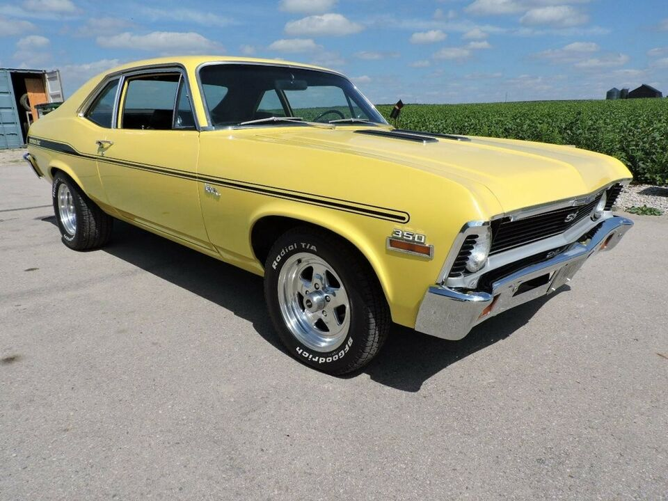 Chevrolet Nova SS Speed Financing Available Classic - Classic car financing