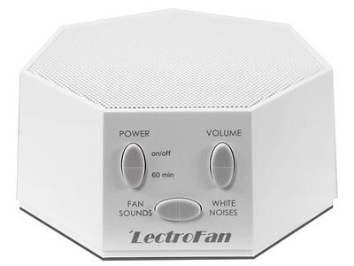 LectroFan - Fan Sound and White Noise Machine, Color Options