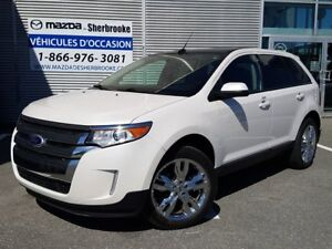 2013 Ford Edge SEL AWD TOIT PANORAMIQUE CUIR LOOK SPORT TITANIUM