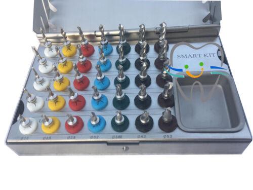 Dental Implant drills with stopper kit 35 pcs Set