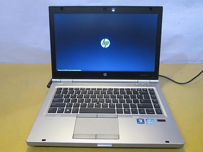 HP EliteBook 8470p Intel Core i5 2.60 GHz 4GB Ram WiFi Notebook Laptop Computer